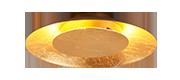 Brass/Gold Ceiling Lights