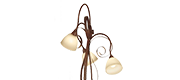 Floor Lamps Country/Rustic